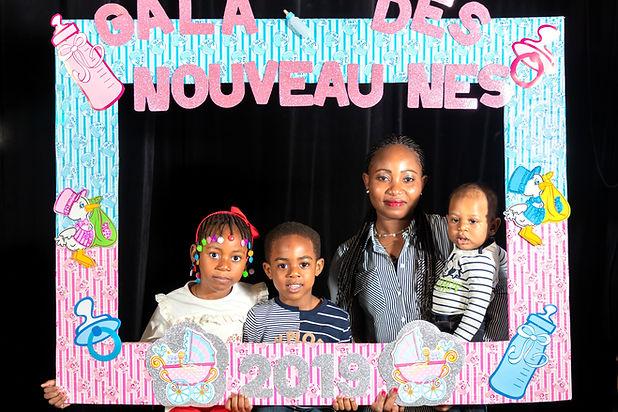 Gala des nouveaux nés Mon Resto Saint Michel