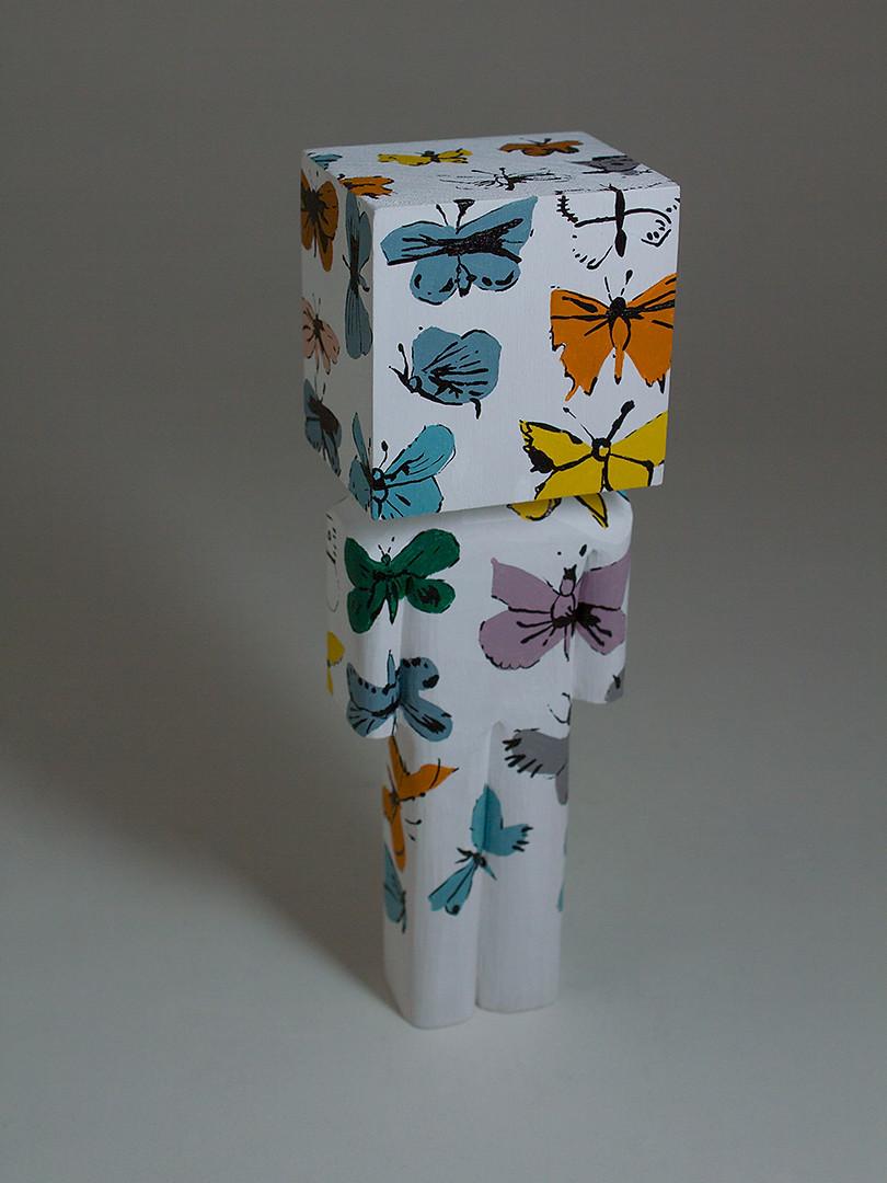 Warhol's Butterflies