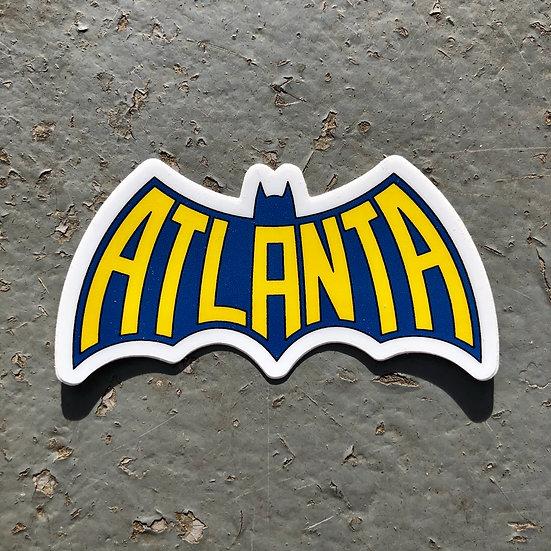 Batlanta Sticker