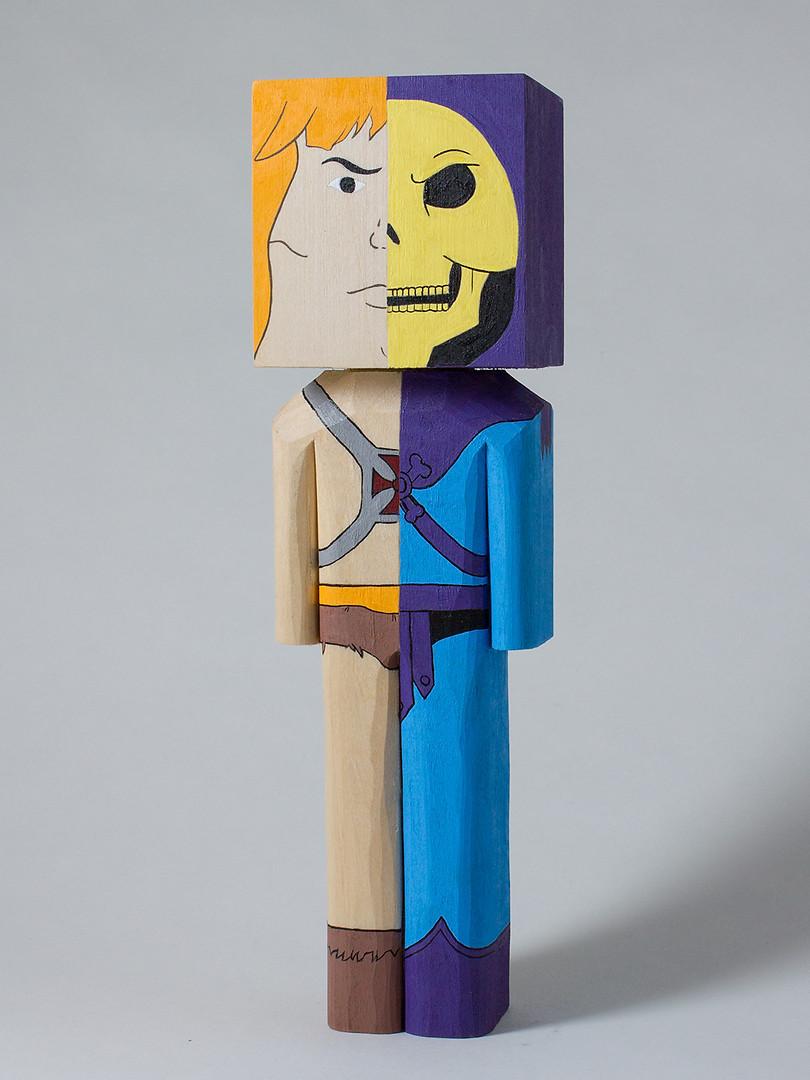 He-Man / Skeletor