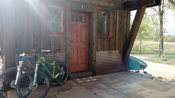 Crest Cabin Development options for consuling with Angie Jenson.
