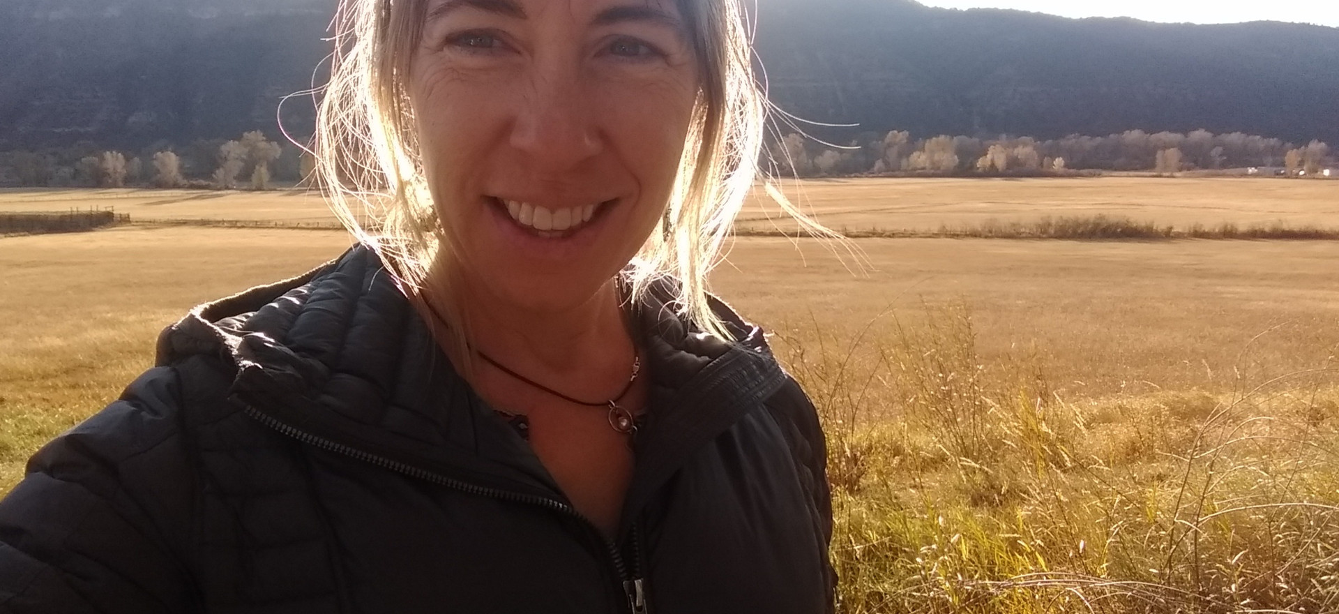 Angie Jenson -- ISA Certified Arborist (RM7221A) and Professional Forester