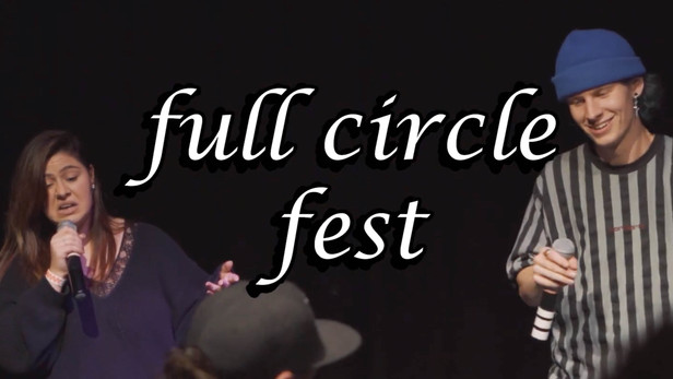Full Circle Fest by NSE
