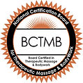 Board Certified in Therapeutic Massage and Bodywork