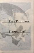 Tara Fracalossi/ Thomas Lail  Hartwick College 1996