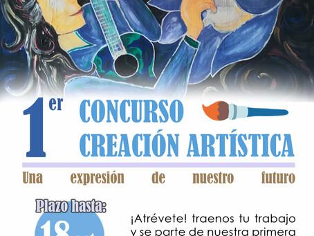 Primer Concurso de Creación Artística
