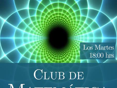 Club de Matemática 2021