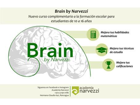 Brain: el nuevo curso de matemática