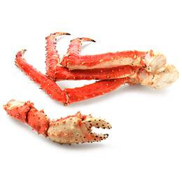 King Crab Legs Large 2-4 ct Frozen | $29.99/lb