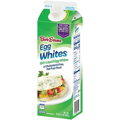 Bob Evans 100% Liquid Egg Whites