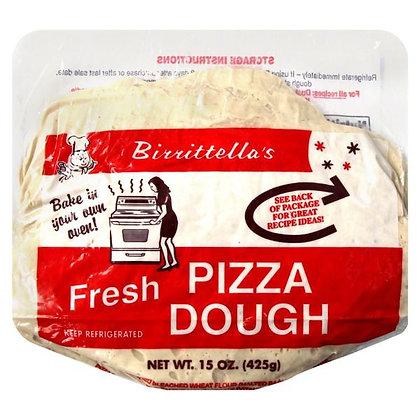 15 oz Birrittella's Pizza Dough, Fresh | $0.19/oz