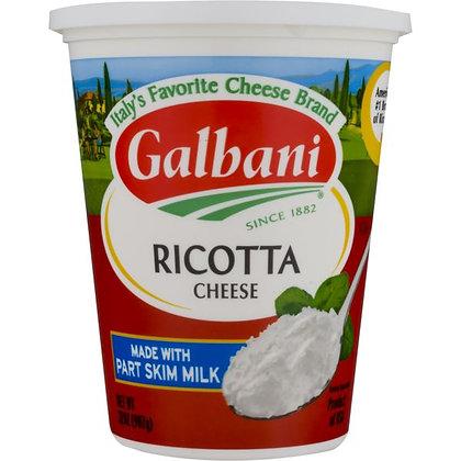 Galbani Ricotta Cheese, Part Skim