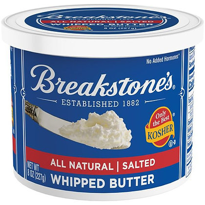 8 oz Breakstone's Salted Whipped Butter | $0.48/oz