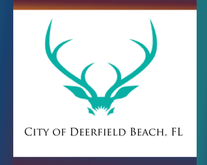 Logo for Deerfield Beach FL
