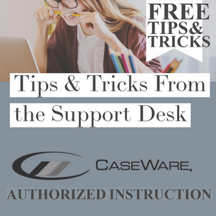 from Your Support Desk | Tips & Tricks