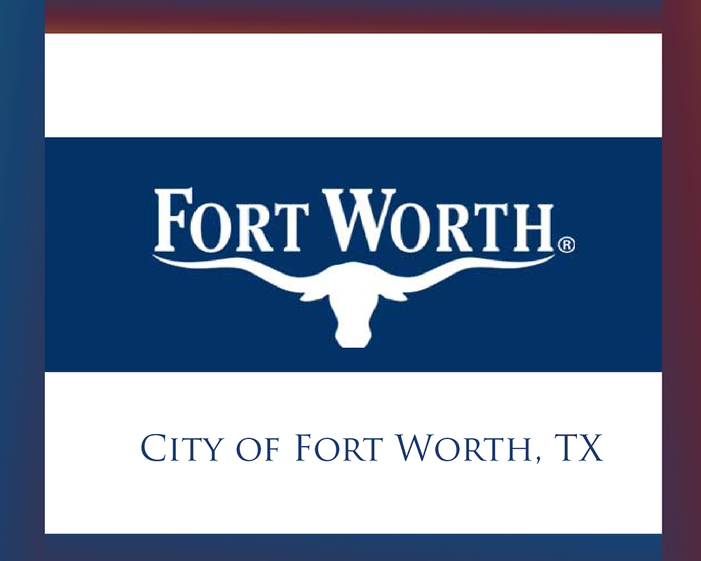 Logo for the City of Fort Worth TX