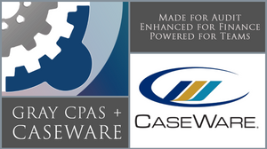 Gray CPAs + CaseWare = Report Automation