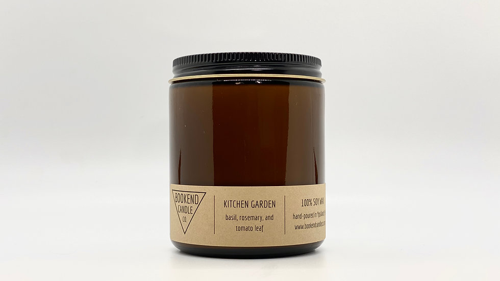 Kitchen Garden Soy Candle