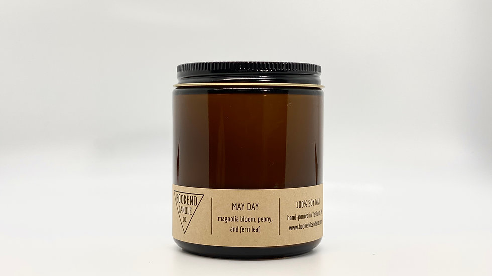 May Day Soy Candle