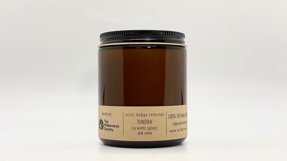 Tundra Soy Candle