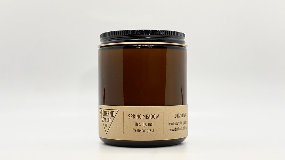 Spring Meadow Soy Candle