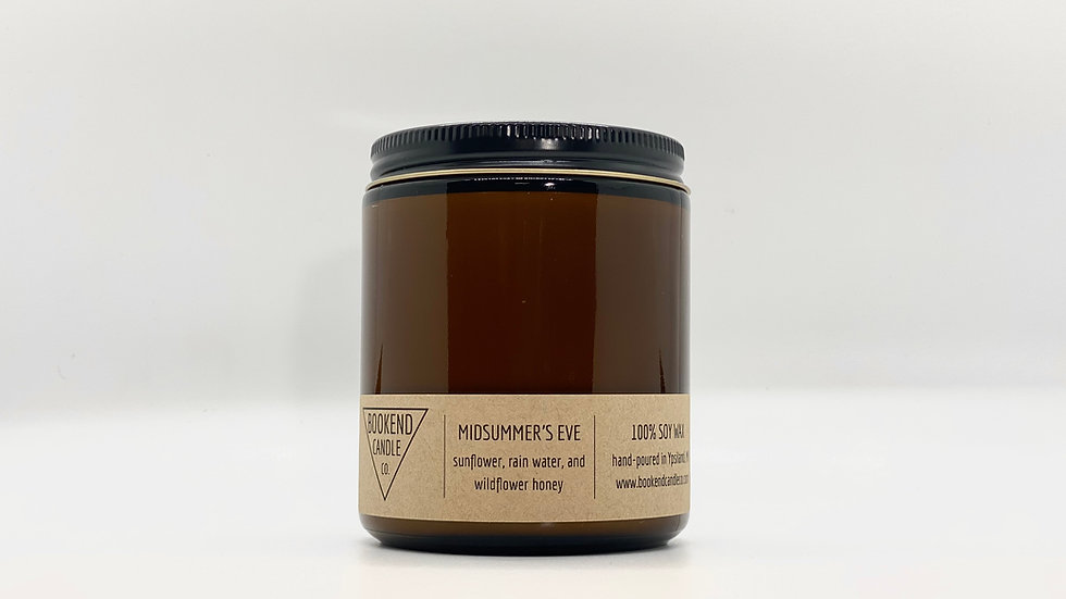 Midsummer's Eve Soy Candle