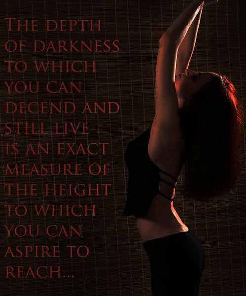 Depth of Darkness Image