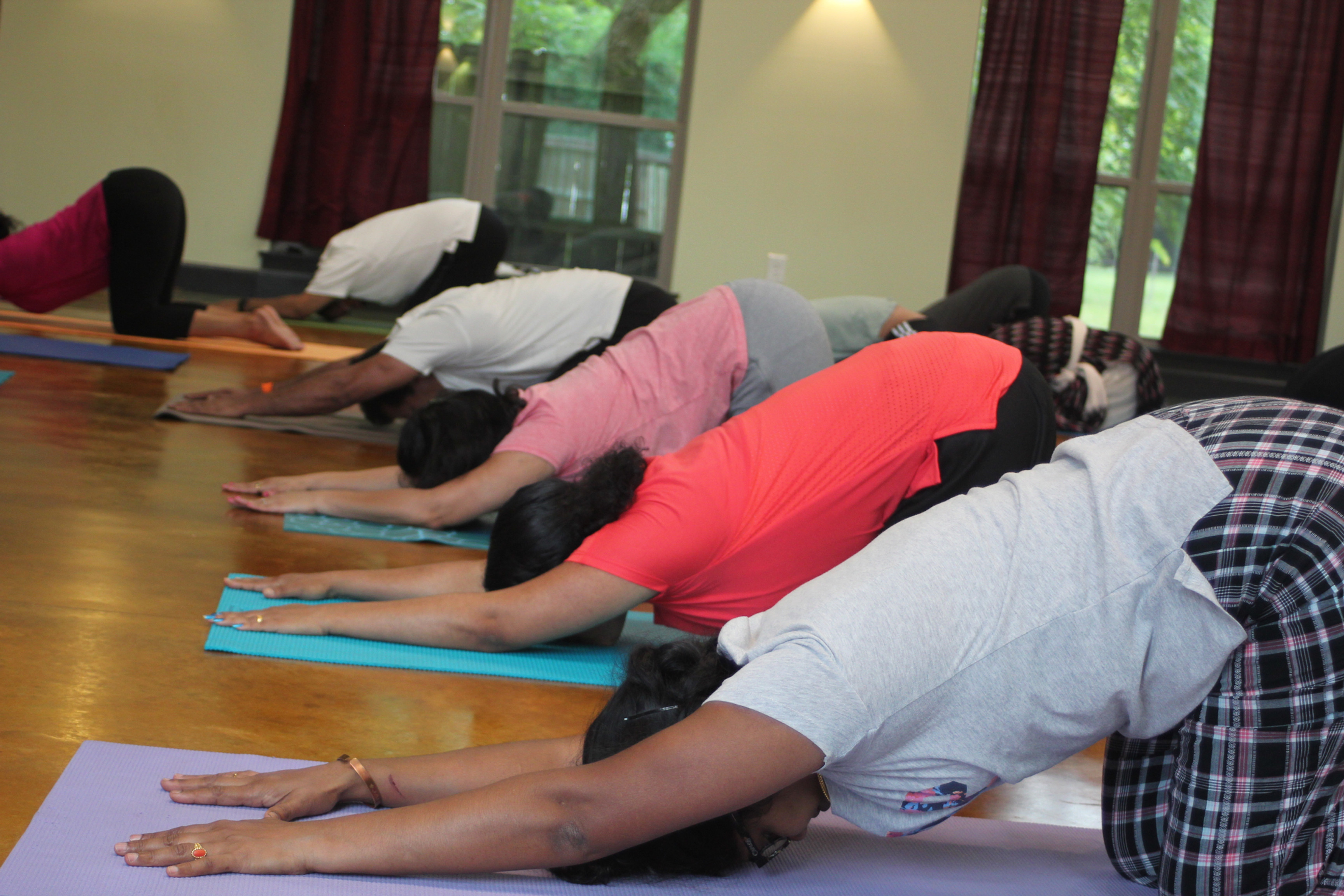 Adult Yoga Group Sessions