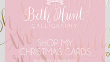Shop My Christmas Cards on Minted!