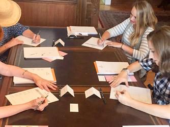 Oxford Brush Lettering Workshop