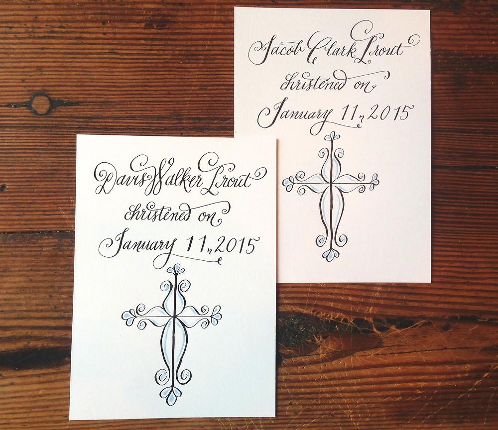 Calligraphy Christening Gift.JPG