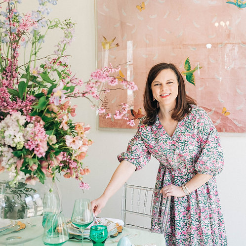 Bridal Brunch Workshop at Isom Place - Saturday, May 22