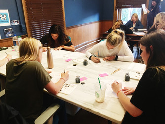 Oxford Calligraphy Workshop