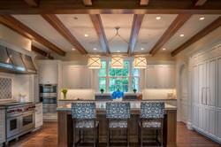 A designer's kitchen