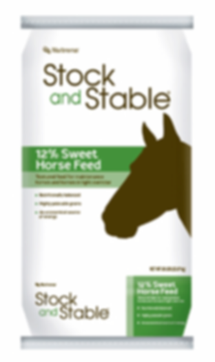 Stock & Stable 12% Sweet