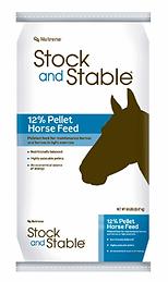 Stock & Stable 12% Pellet