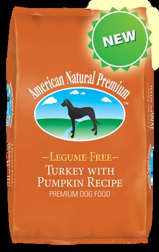 American Natural Turkey & Pumpkin