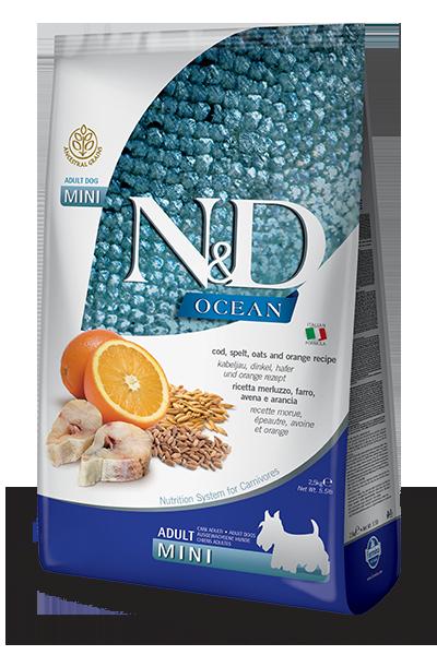 N&D Ancestrial Cod & Orange