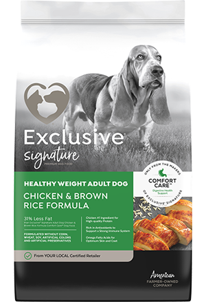 Exclusive Healthy Weight Adult