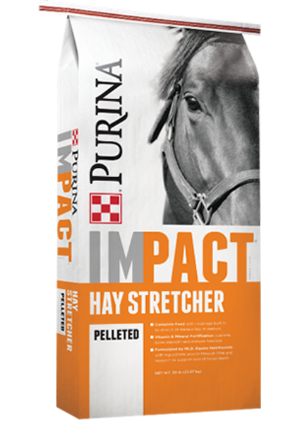 Impact Hay Stretcher