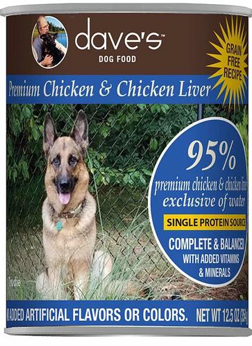 Dave's 95% Chicken