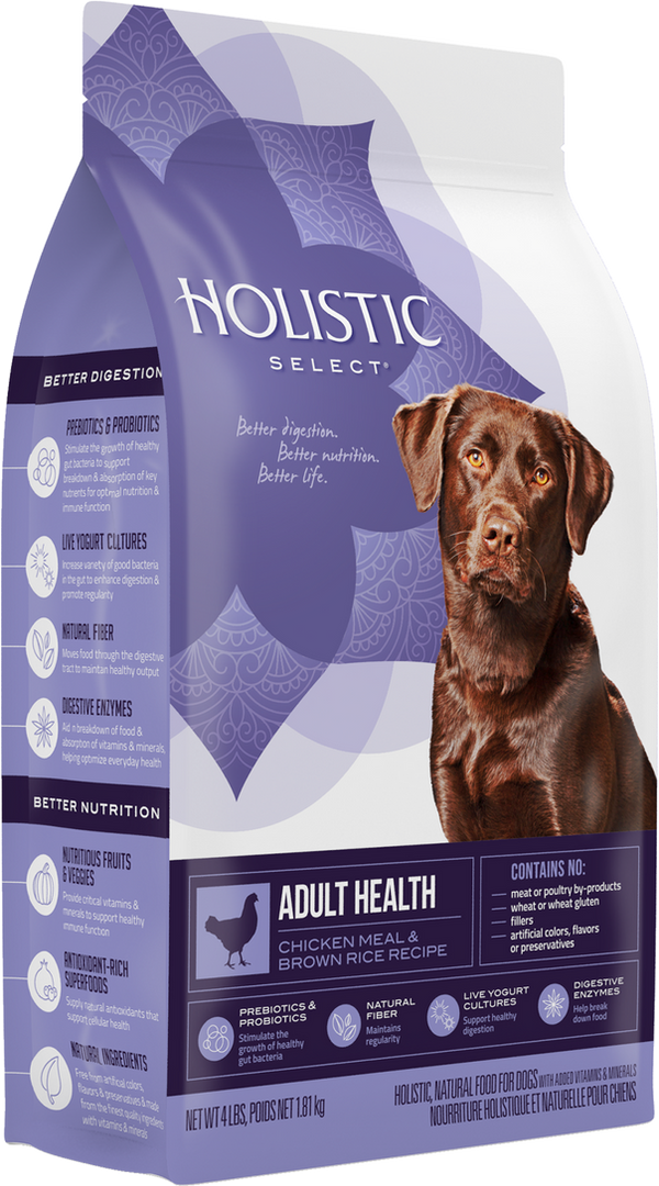 Holistic Select Chicken & Rice