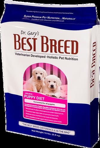 Best Breed Puppy Diet