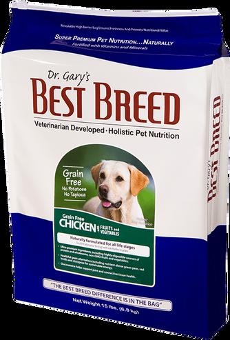 Best Breed Chicken Grain Free