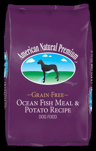 American Natural Ocean Fish