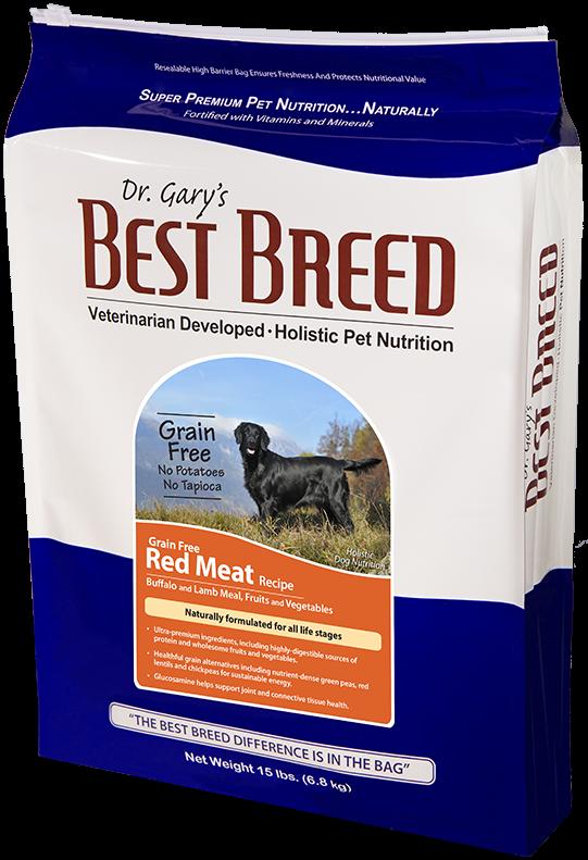 Best Breed Red Meat Grain Free