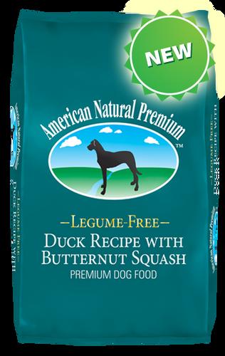 American Natural Duck & Sqaush