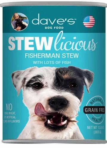 Dave's Fisherman Stew