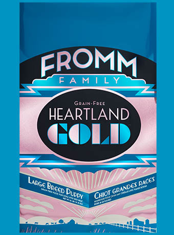 Fromm Heartland Large Breed Puppy