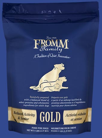 Fromm Senior/Reduced Activity Gold